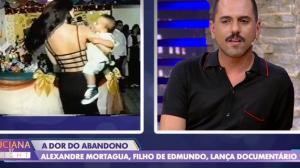 """""""Na última vez que vi meu pai eu tinha 16 anos"""", diz filho de Edmundo"""