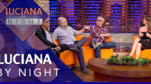 Luciana by Night com Casseta & Planeta (12/11/19) | Completo
