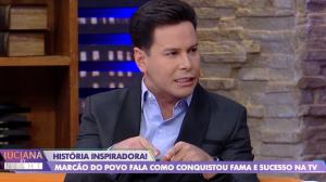 """Marcão do Povo fala sobre novo visual: """"O povo quer coisa bonita"""""""