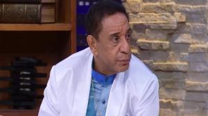 """Agnaldo Timóteo critica filme sobre sua vida: """"Não gostei"""""""