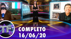 Myrian Rios no Luciana By Night - Completo (16/06/2020)