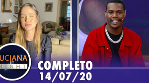MC Kekel  participou do Luciana By Night (14/07/20) - Completo