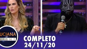 Luciana By Night: Mister M e Fernanda Keulla (24/11/20)   Completo
