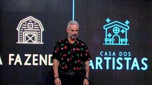 Mateus Carrieri faz comparação entre 'A Fazenda' e `Casa dos Artistas'