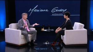Mariana Godoy Entrevista com Eike Batista - Íntegra