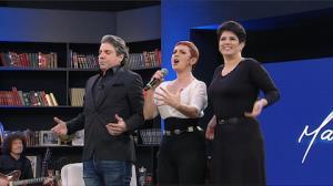 Mariana Godoy recebe João Kleber e Mafalda Minnozzi - Íntegra