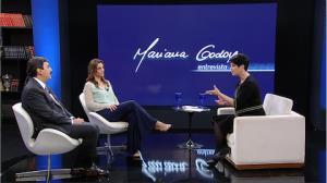 Mariana Godoy repercute morte de Teori Zavascki e crise prisional - Íntegra
