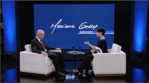 Mariana Godoy recebe Marcelo Caetano e Barbara Abramo - Íntegra