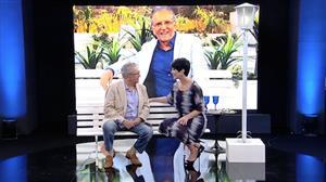 Carlos Alberto de Nóbrega diz que começou na TV graças a Angela Maria