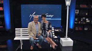 Mariana Godoy recebe Carlos Alberto de Nóbrega - Íntegra