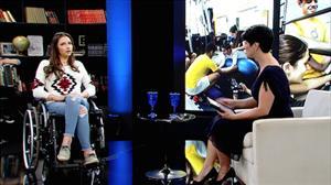 """Laís Souza: """"Venho tentando elaborar um estilo de vida pra mim na cadeira"""""""