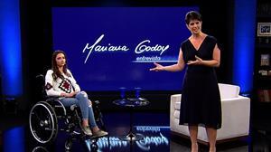 """Laís Souza é a convidada do """"Mariana Godoy Entrevista"""" desta sexta (14)"""