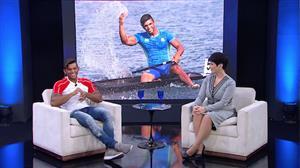 """Isaquias Queiroz: """"Não quero, depois das olimpíadas, baixar meu rendimento"""""""