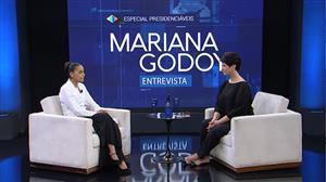 """""""Lula e Bolsonaro se retroalimentam"""", critica Marina Silva"""