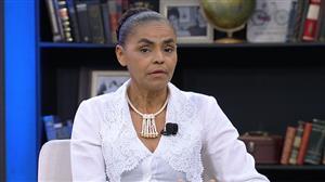 """Marina Silva diz que o Brasil vive """"presidencialismo de degradação"""""""