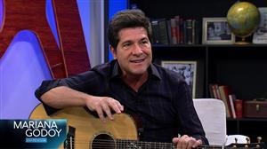 """Cantor Daniel é o convidado do """"Mariana Godoy Entrevista"""" desta sexta (15)"""