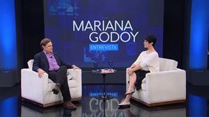 Mariana Godoy recebe Diogo Vilela e Daiana Garbin - Íntegra