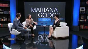Mariana Godoy recebe especialistas para debater segurança pública - Íntegra
