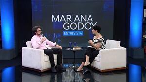 Mariana Godoy recebe o Padre Fábio de Melo - Íntegra