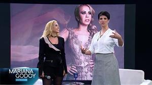 Mariana Godoy Entrevista recebe a cantora Joelma nesta sexta (18)