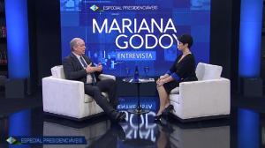Mariana Godoy recebe o presidenciável Ciro Gomes (PDT) - Íntegra