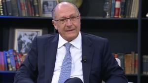 """""""Não quero ganhar eleição a qualquer preço"""", diz Alckmin sobre alianças"""