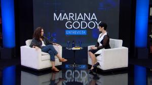 Mariana Godoy recebe Jout Jout e Gloria Groove - Íntegra