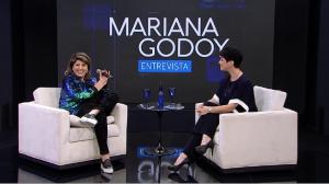 Mariana Godoy recebe a 'Rainha do Sertanejo' Roberta Miranda - Íntegra