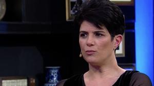 Nesta sexta (31), Mariana Godoy conversa com a atriz Cristiana Oliveira