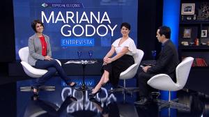Mariana Godoy recebe Ana Amélia, Kátia Abreu e Manuela - Íntegra