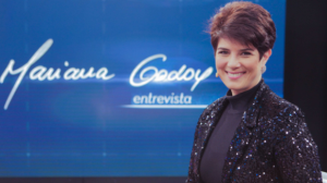 Mariana Godoy Entrevista recebe Otávio Mesquita e Sabrina Parlatore