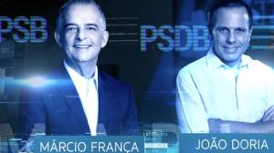Mariana Godoy Entrevista candidatos ao Governo de SP nesta sexta-feira (19)