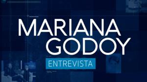 Mariana Godoy Entrevista recebe João Doria, governador eleito de São Paulo