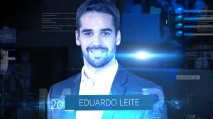 Mariana Godoy recebe Eduardo Leitte, governador eleito do RS