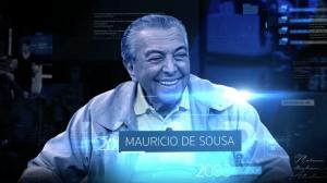 Mauricio de Sousa é o convidado Mariana Godoy Entrevista dessa sexta (5)