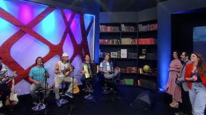 Rafa Brites e Falamansa são os convidados do programa desta sexta-feira (6)