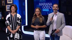 Mariana Godoy Entrevista com Pâmela Rosa (28/02/2020)