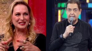 """Adriana Colin diz como foi trabalhar com Faustão: """"Valorizava muito"""""""