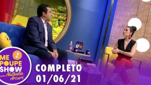 João Kepler no Me Poupe Show (01/06/21) | Completo