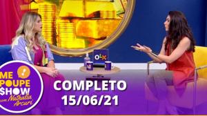 Niina Secrets no Me Poupe! Show (15/06/21) | Completo