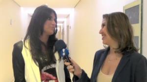 'Princesa do Pagode', Hellen Caroline, participa do Mega Senha