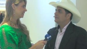 Donizeti, que conquistou o pa�s com 'Galopeira', fala de novo CD