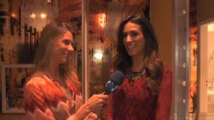 Carol Scaff fala sobre os conselhos da apresentadora Didi Wagner