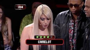 Adryana Ribeiro confunde Camelot, 'cidade do Rei Artur', com camelô