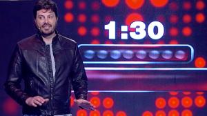 Danilo Gentili demonstra maestria e dá respostas certeiras no Mega Senha