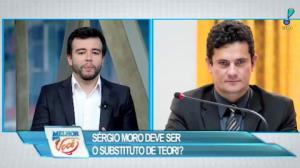 Sérgio Moro deve ser o substituto de Teori Zavascki?