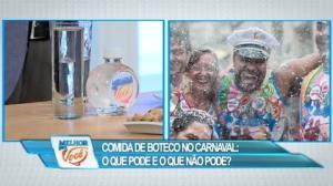 Carnaval: Especialista alerta para cuidados com a alimentação