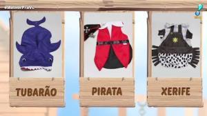 Qual fantasia você quer ver no Paçoca?
