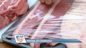 Culinária do Edu Guedes promove Festival do Churrasco