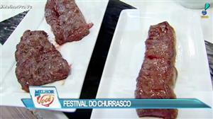 Culinária do Edu promove Festival do Churrasco